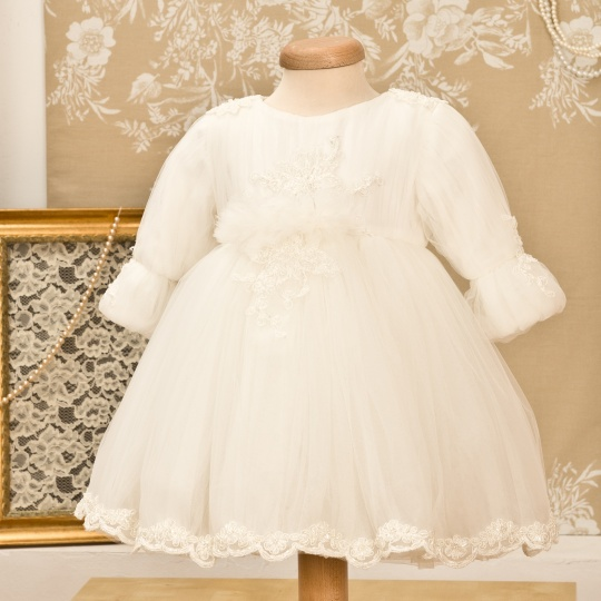 "Grandma's Chest - christening dress ""Little Angel"""