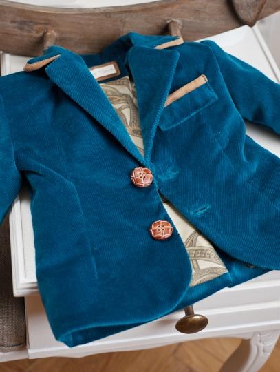 "Les aristokats - suits for boys ""Berlioz"""
