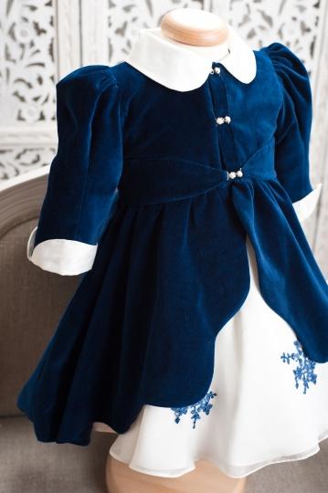 "Les Aristokats - coat for girls ""Amelie"""