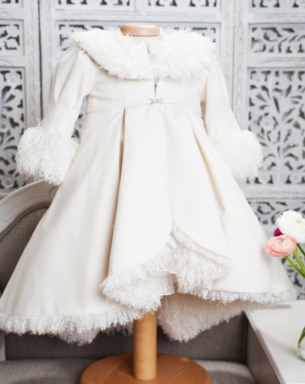"Les aristokats - girl coat ""Duchesse"""