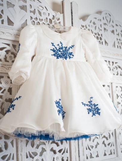 """Les Aristokats - girl christening dress """"Amelie"""""""