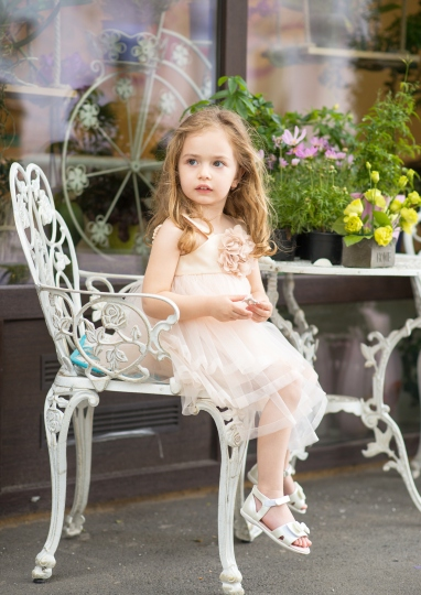 Forget Me Not - Tutu Girl Dress