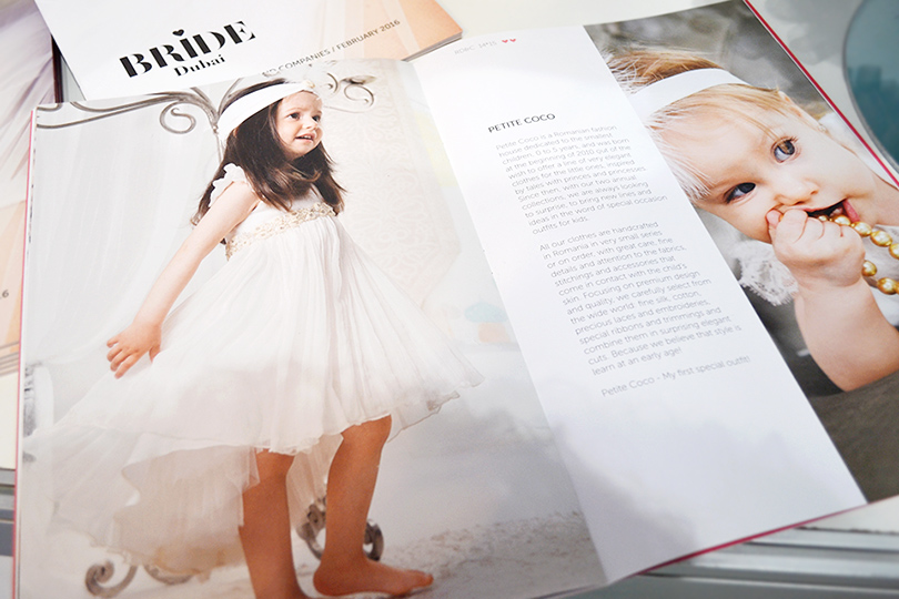 Bride Show Dubai Romanian Catalog