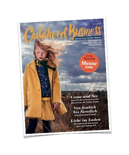 "Revista de specialitate germana ""Childhood Bussines"" - ianuarie 2017"