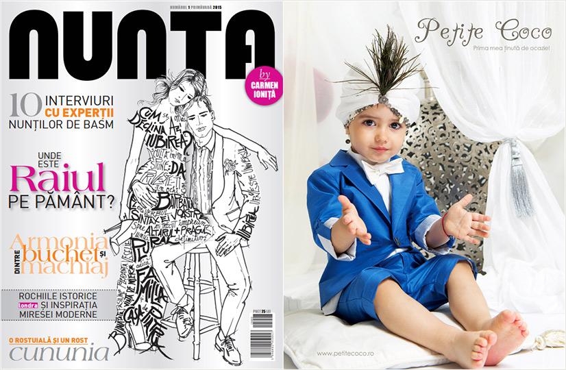 Nunta Magazine by Carmen Ionita
